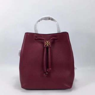 Tory Burch Georgie Pebbled Bagpack