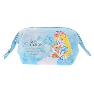 日本 Disney Store 直送 Alice in the Wonderland 化妝袋 / 雜物袋