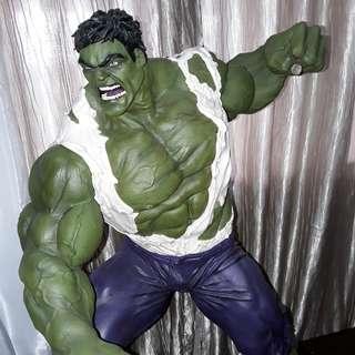 The Incredible Hulk Premium Collectible Status XM Studios Marvel Comics. Limited Edition.