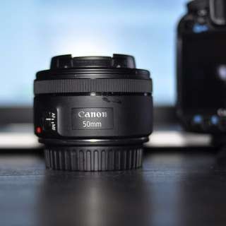 Canon 50mm F1.8 STM