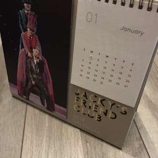 全新 張學友 2018年歌迷會月曆