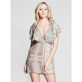 Guess - Gypset Dress - Size 8 - BNWT