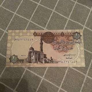 One Pound Egypt