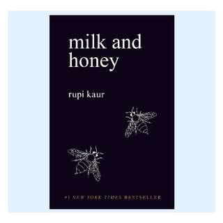 Milk and Honey | Rupi Kaur
