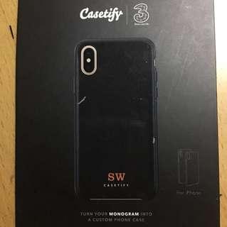 ❤️平賣 Casetify 全新手機殼(原價$383)❤️