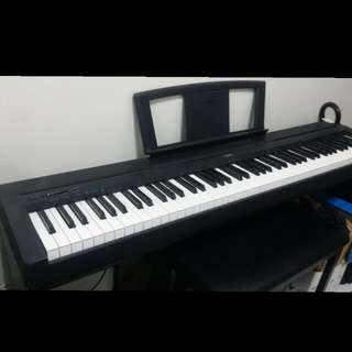 YAMAHA P35B 88鍵 數位電鋼琴