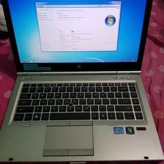HP intel corei5 2.5GHzed
