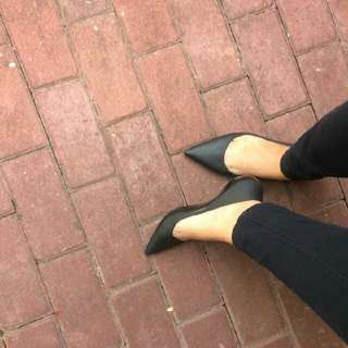 Flat Shoes Jelly