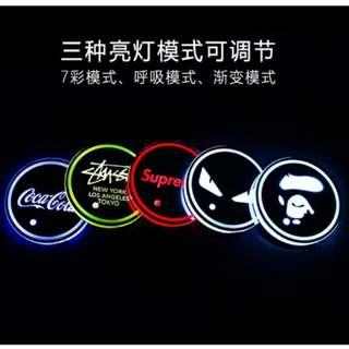 Supreme LED coaster
