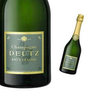 Champagne Deutz Brut Classic 香檳 750ml