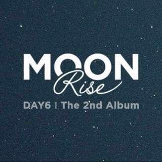 [WTT] day6 moonrise pc/poster