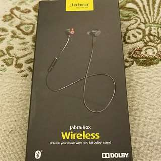 Jabra Rox Wireless 無線藍芽耳機