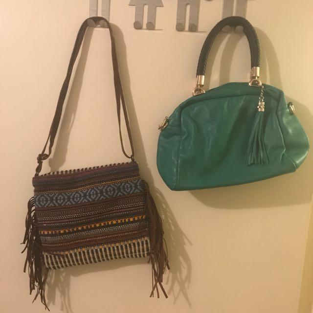 2 bags ($6 each)