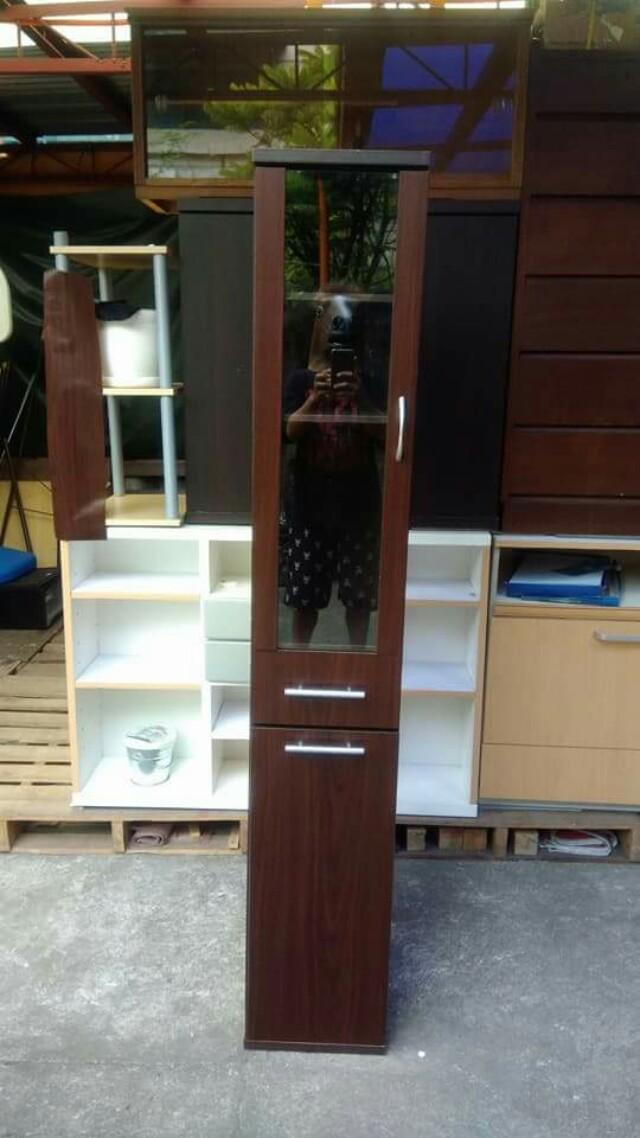 2 Door Slim Cabinet ⛩️⛩️⛩️