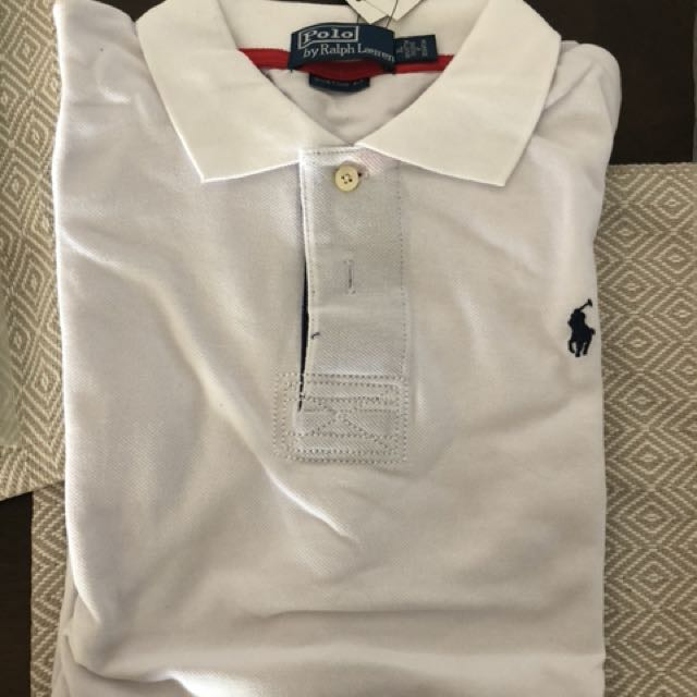 2 x Ralph Lauren polo shirts