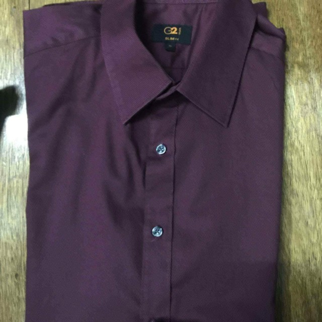 [3 for P1000] G2000 purple short sleeves polo