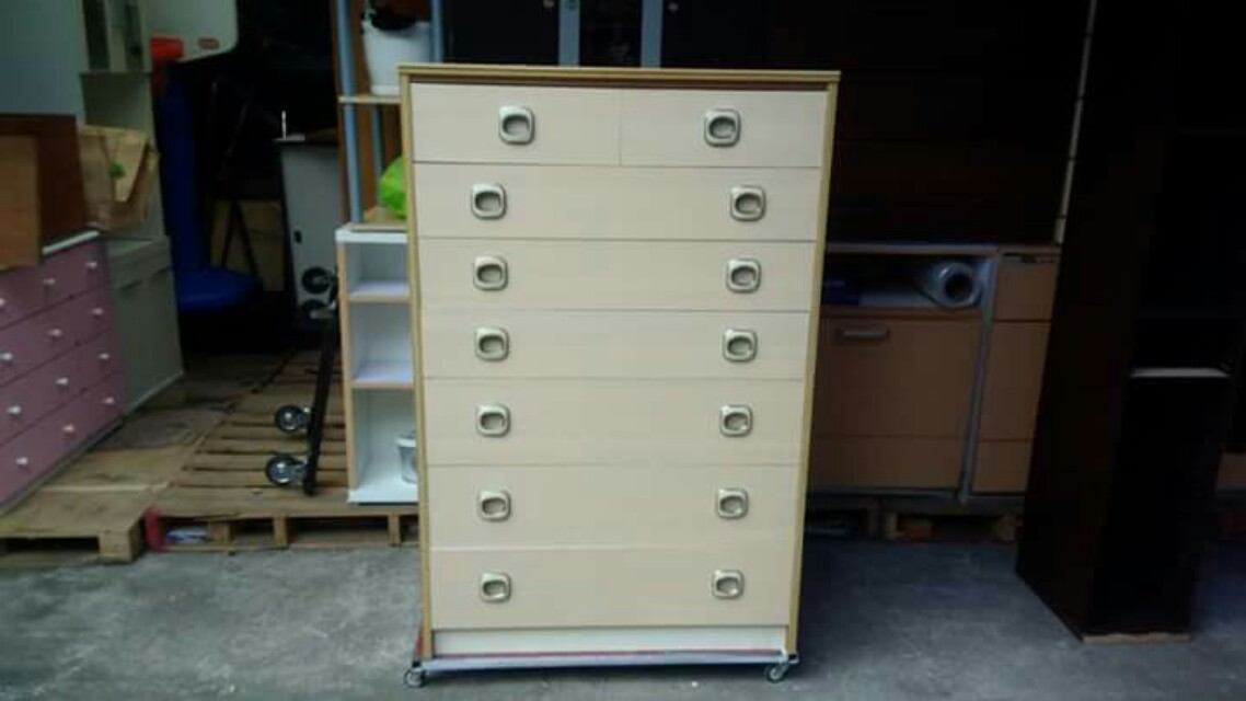 8 Drawer Chest Cabinet ⛩️⛩️⛩️