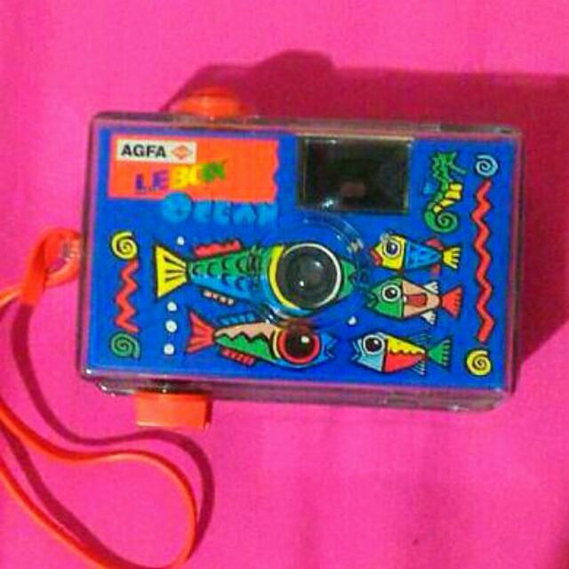 水底照相機玩具