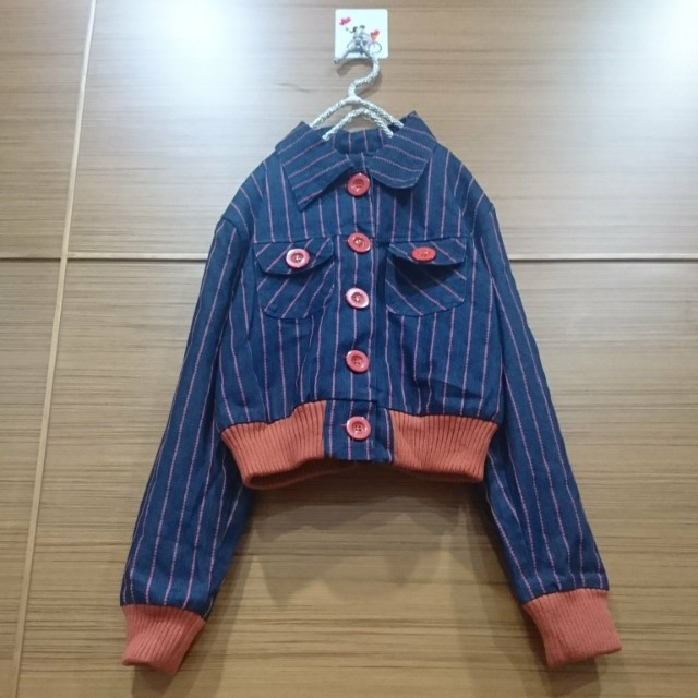 大出清~不議價…全新牛仔外套 #有超取最好買