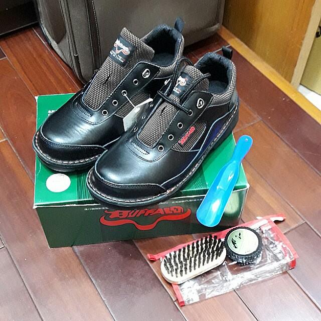 牛頭牌安全鞋 防穿刺工具鞋 黑色9號