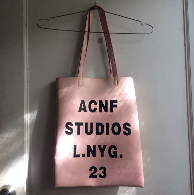 Acne (dupe) Tote Bag