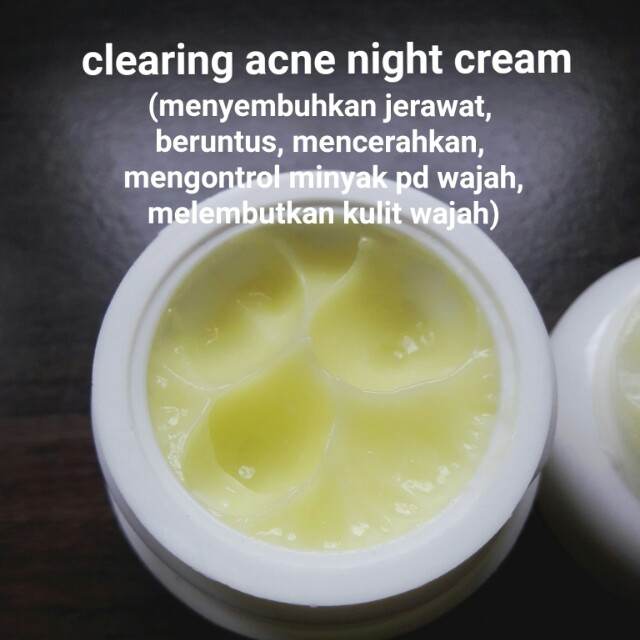 ACNE WHITENING CREAM