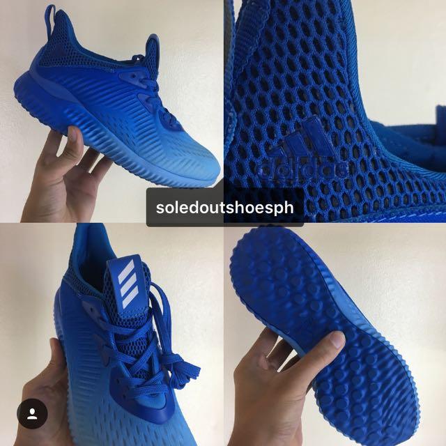 Adidas AlphaBounce, hombre 's Fashion, calzado en carousell