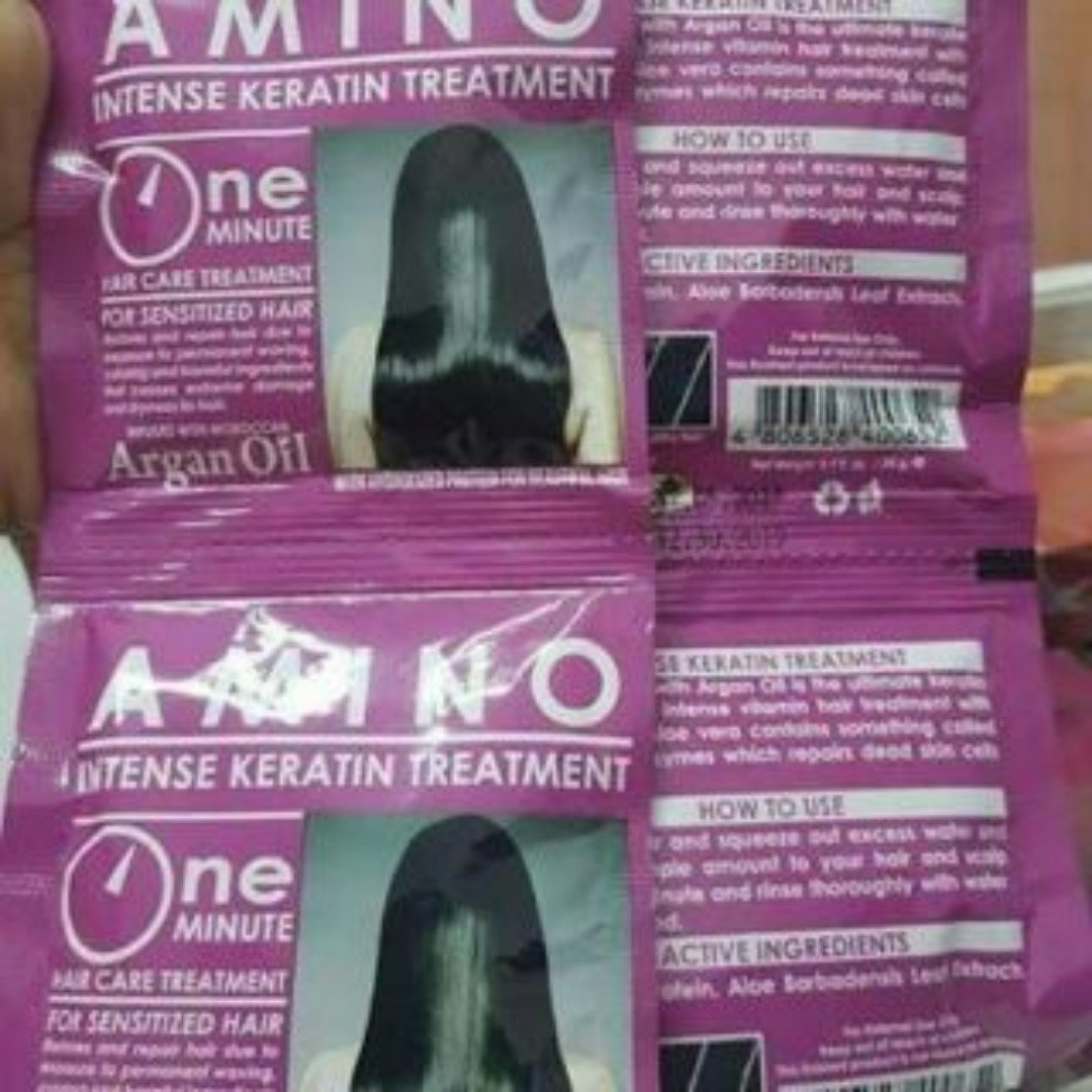 Amino Intense Keratin Treatment