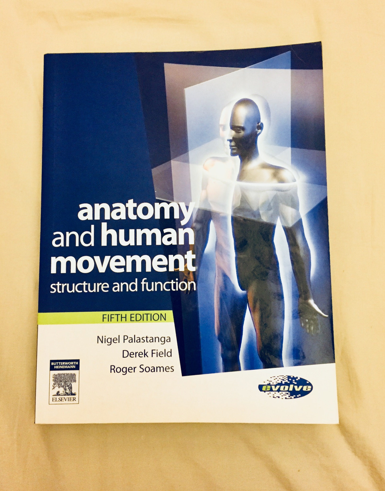 Anatomy And Human Movement Structure And Function Fifth Edition