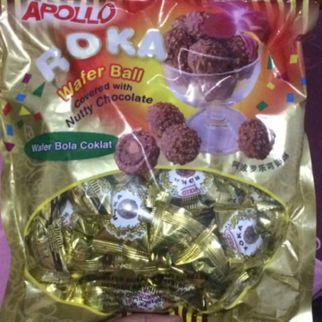 Apollo Roka (Biscuits Ball)