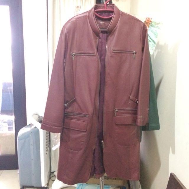 Astiga Red Winter Coat
