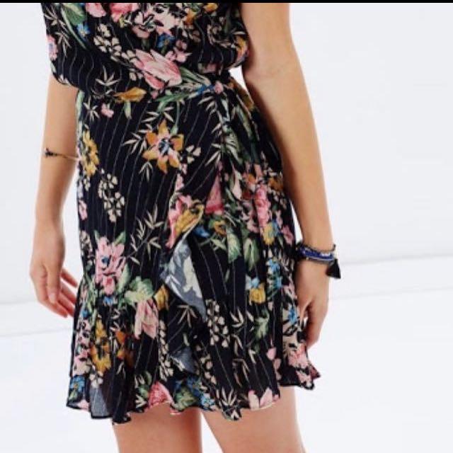 Auguste Delilah wrap dress