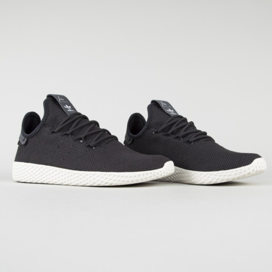 2e32fae0b485f Authentic ADIDAS ORIGINALS PHARRELL WILLIAMS TENNIS HU (CARBON ...