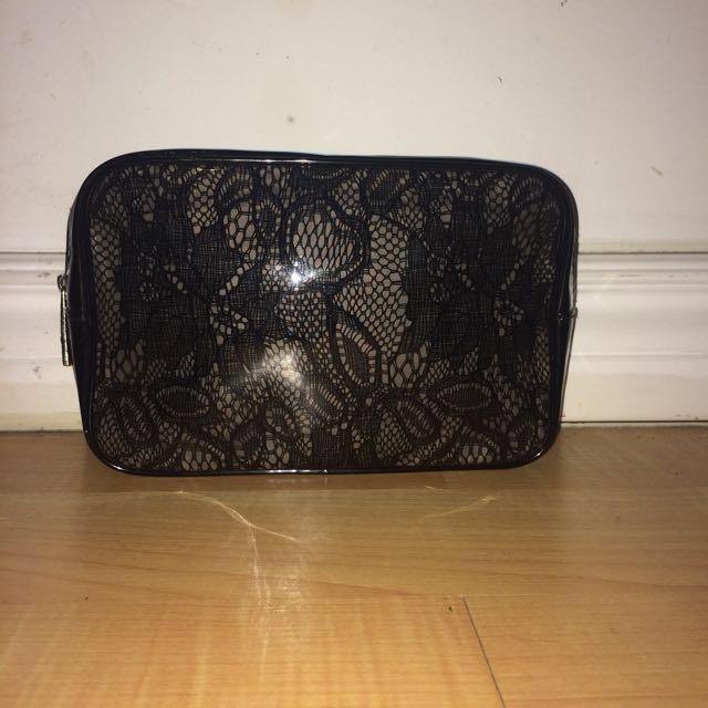Authentic LANCÔME Makeup Bag