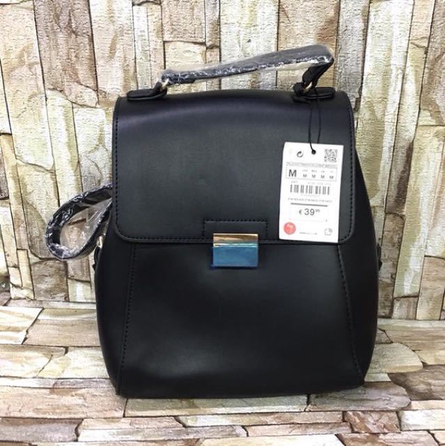 Authentic Zara Backpack