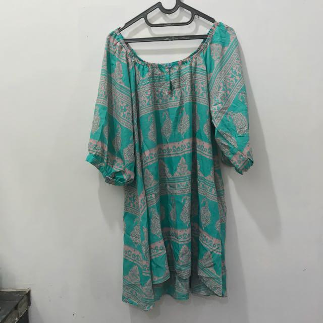 Azteq Boho Dress