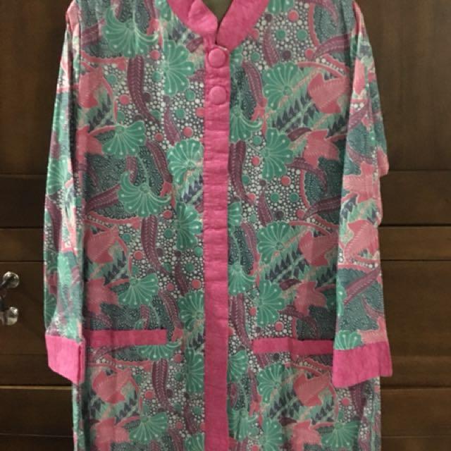 Baju batik ( Couple ) Perempuan dan Laki-laki