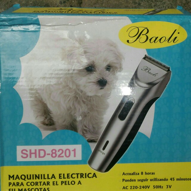 Baoli Pet hair clipper