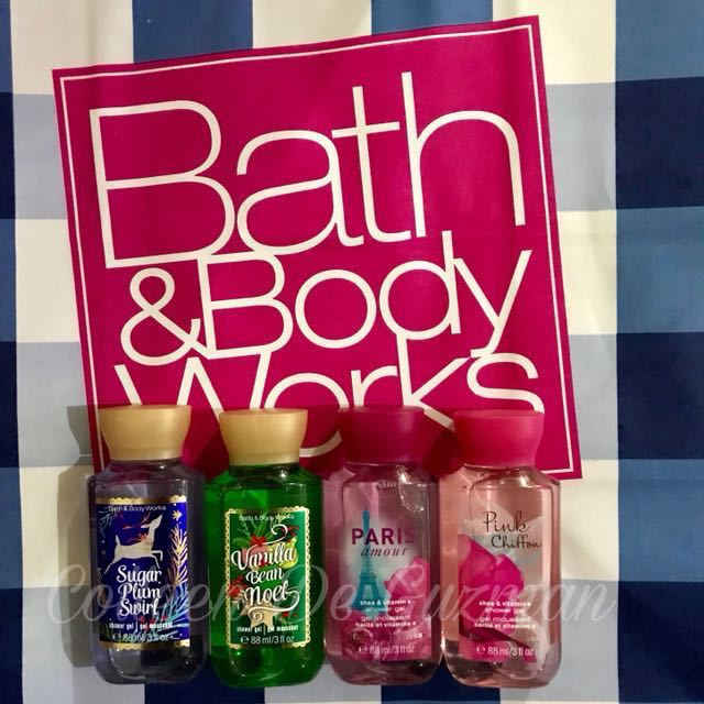 Bath and Body Works Shower Gel (Authentic)