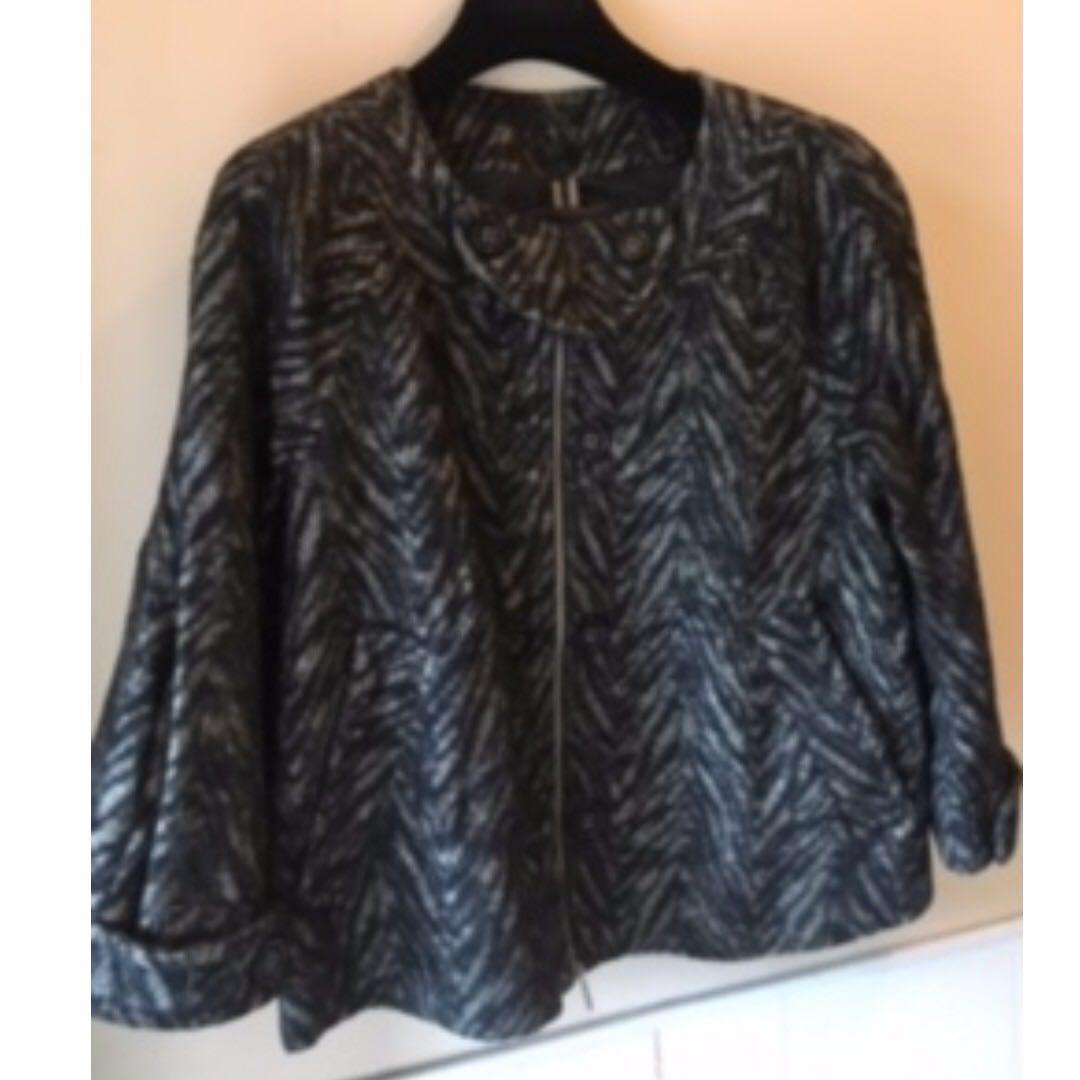 BCBG MaxAzria Women Jacket - Medium