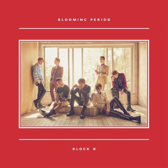 Block B <Blooming Period>