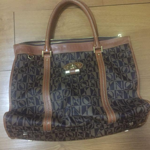 Bonia Brown Bag
