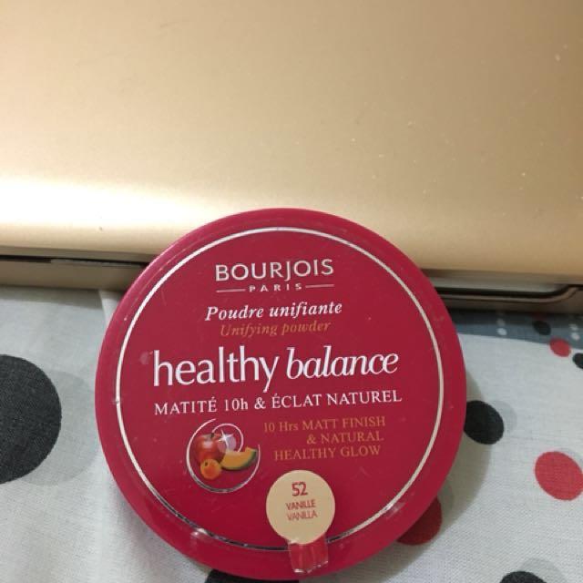 BOURJOIS HEALTHY BALANCE SHADE 52