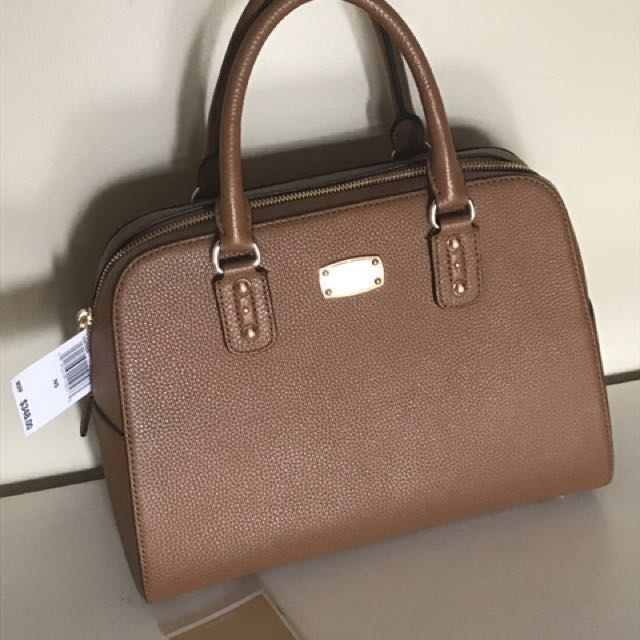 Brand New Authentic Michael Kors Leather