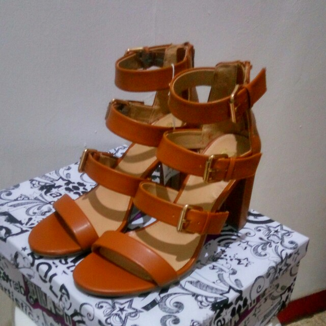 BRASH PAYLESS NEW HIGH HEELS SHOES