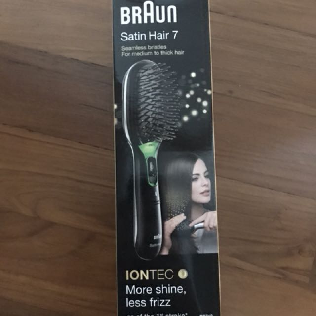 Braun satin hair 7 brush
