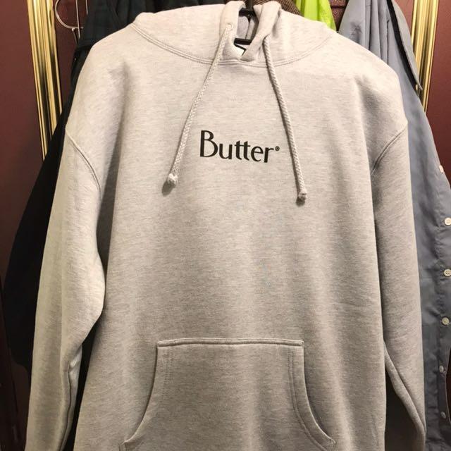 Butter goods 帽t 灰 m