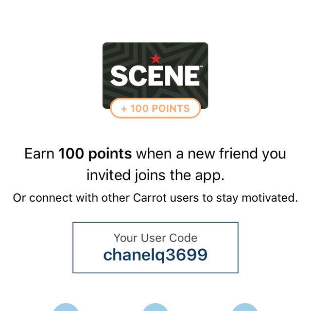Carrot Rewards Bonus Code
