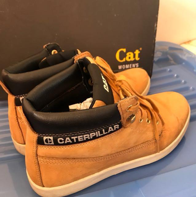 CAT Caterpillar Nude boots size 41 rrp150