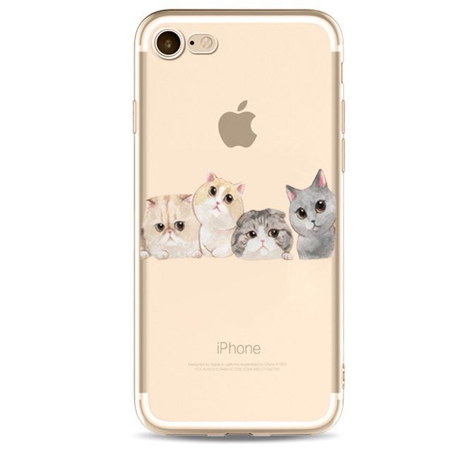 Cats Casing - Iphone 7